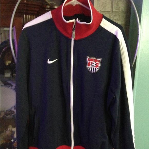 29f168514 Nike Jackets & Coats | Usa Soccer Track Jacket | Poshmark